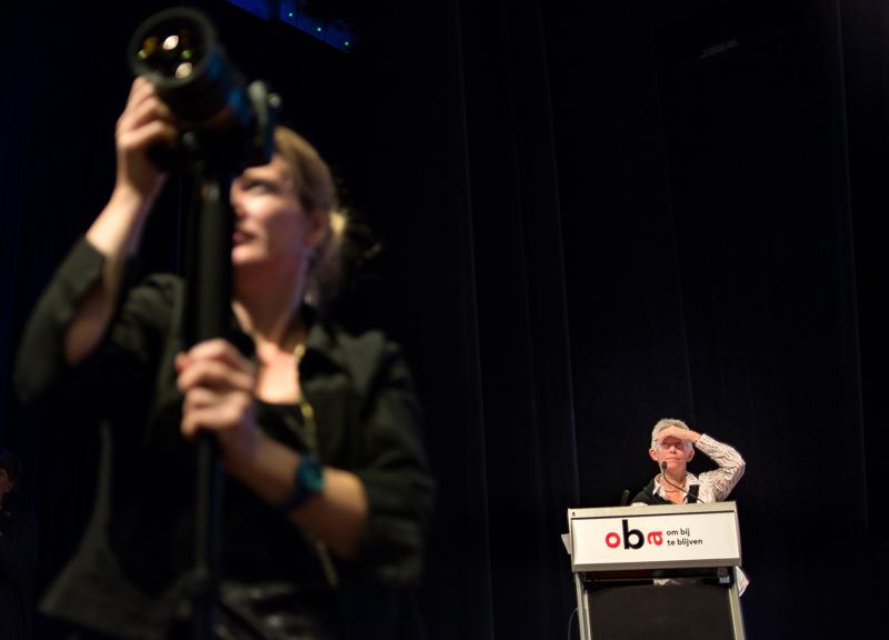Bedrijfsfotografie evenement reportage Bibliotheek Amsterdam OBA
